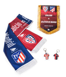 kit Cagliari vs Atletico de Madrid