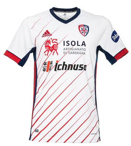 MAGLIA GARA AWAY 2020/21 - Cagliari Calcio Store Online